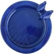 Kerámia madáritató - kék