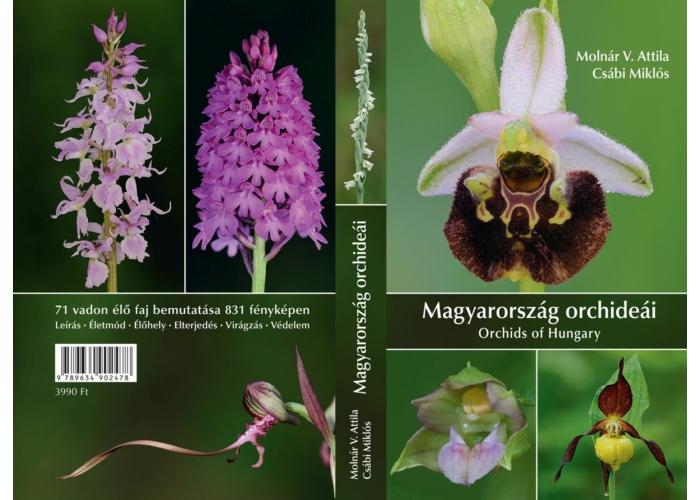 Magyarország orchideái M.V.A.
