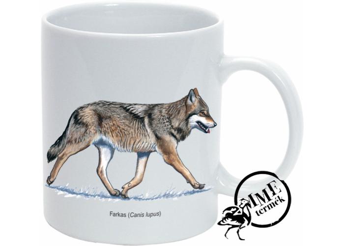 Bögre - farkas