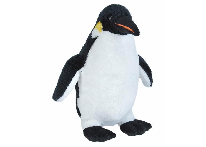 Plüss császárpingvin