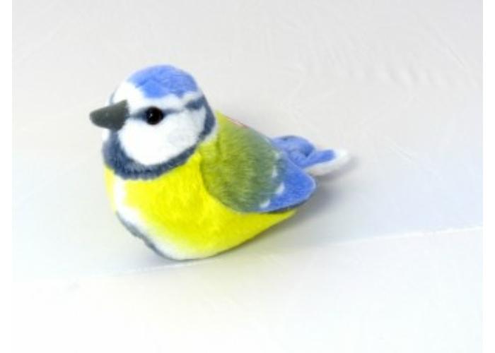 plüss - kék cinege