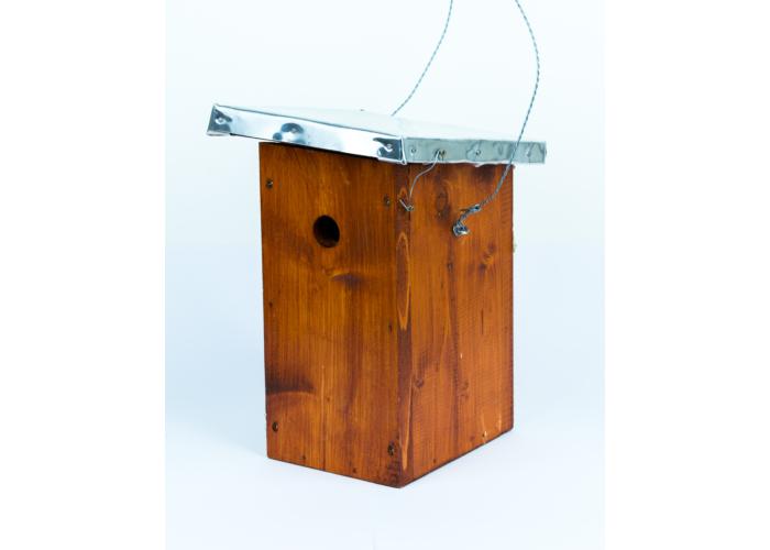 A-típusú madárodú (fémtetős)