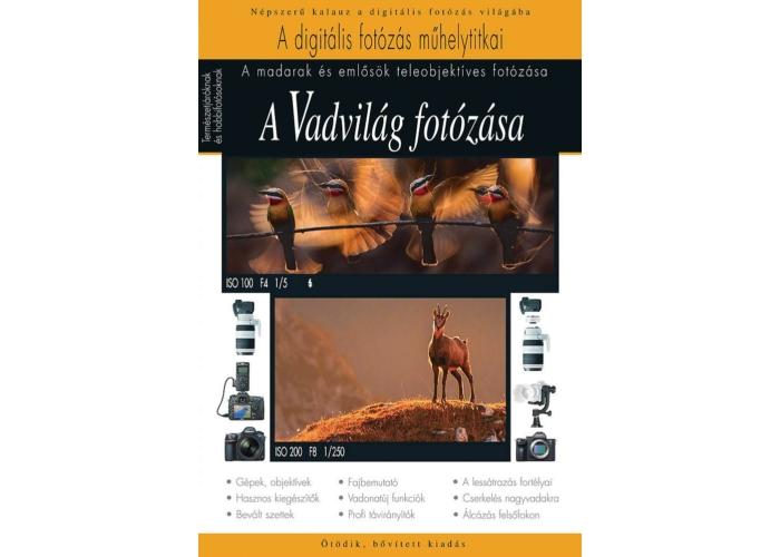 Digitális fotózás - A Vadvilág fotózása