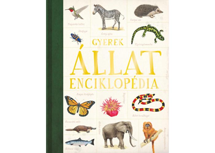 Gyerek állatenciklopédia