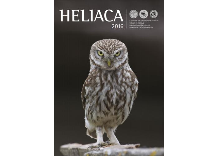 Heliaca Évköny 2016