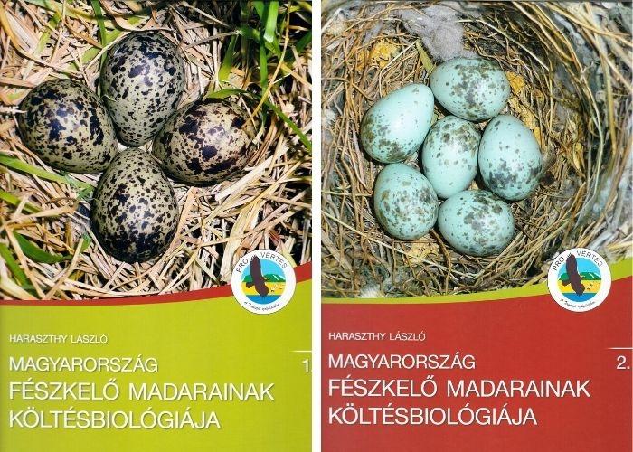 Magyarország fészkelő madarainak költésbiológiája. I-II. kötet