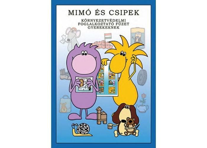 Mimó és Csipek a városban melléklet