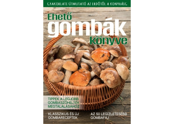 Ehető gombák könyve