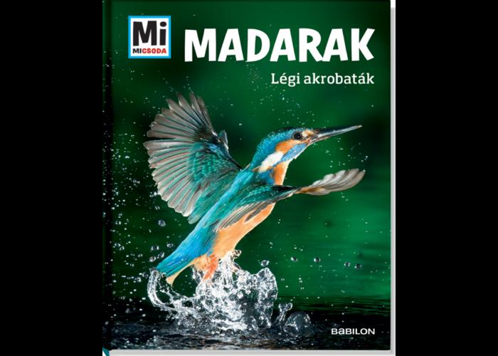 Mi micsoda - Madarak - Légi akrobaták